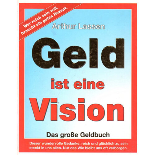 Buch Geld ist eine Vision