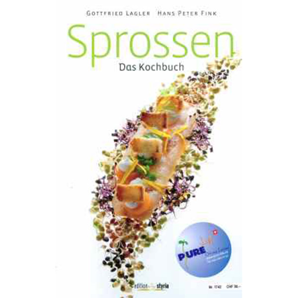 Sprossen - das Kochbuch