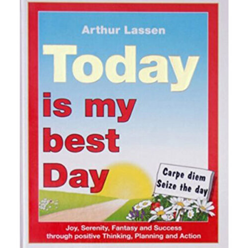 Book today is my best day