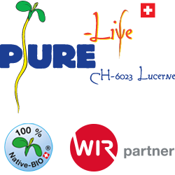 Pure-Life Logo